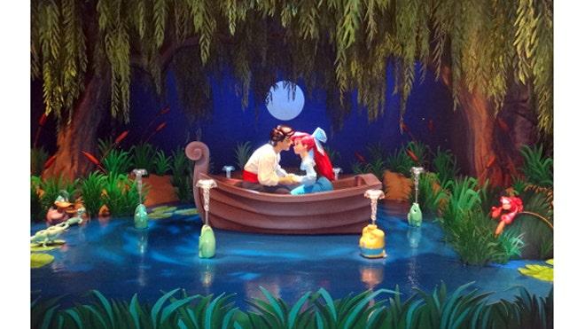 New Disney Pics Offer Peek Of Journey Of The Little