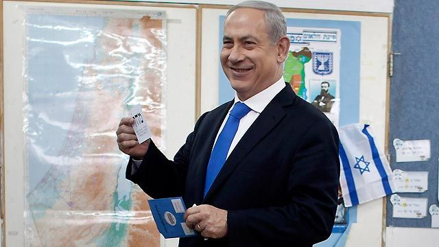 Netanyahu narrowly cling to victory in Israeli election thumbnail
