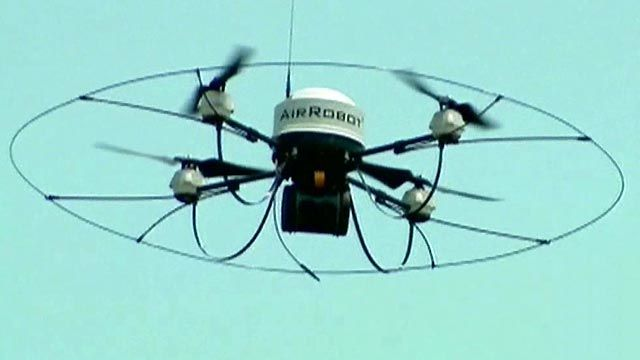Government plans for drastic expansion of domestic mini-drones
