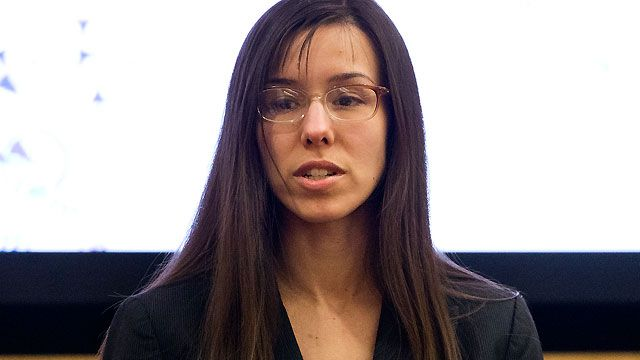 Jodi Arias Young