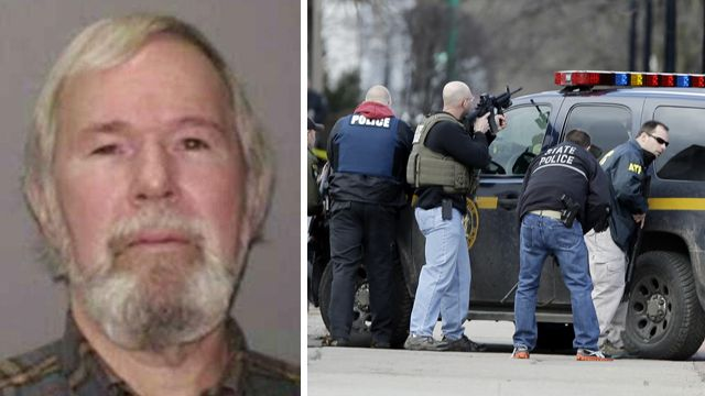 Suspect in Herkimer, New York shooting spree shot dead by policebalance of herkimer town