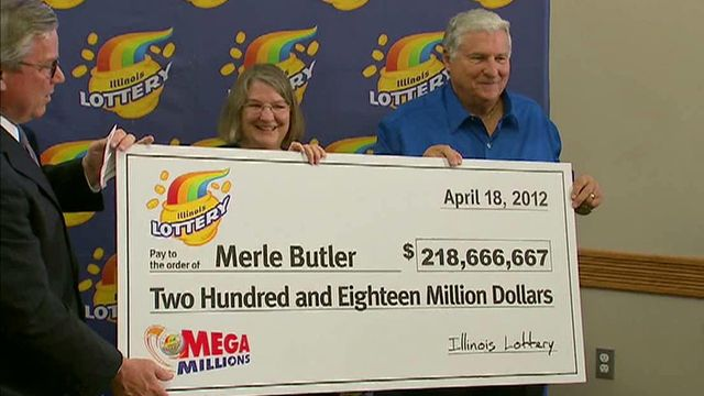 > Apr 19 - Mega Millions Illinois winners revealed - Photo posted in BX Daily Bugle - news and headlines | Sign in and leave a comment below!