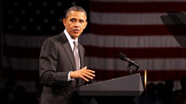 OBAMA BACKS GAY MARRIAGE, answering speculation on 'evolving ...