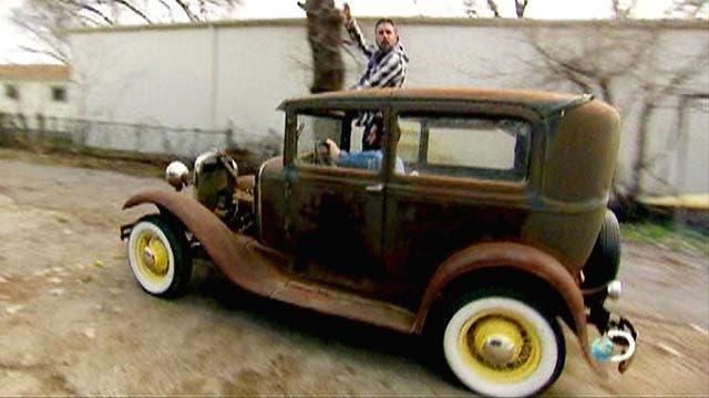 Gas Monkey Garage Fast Car