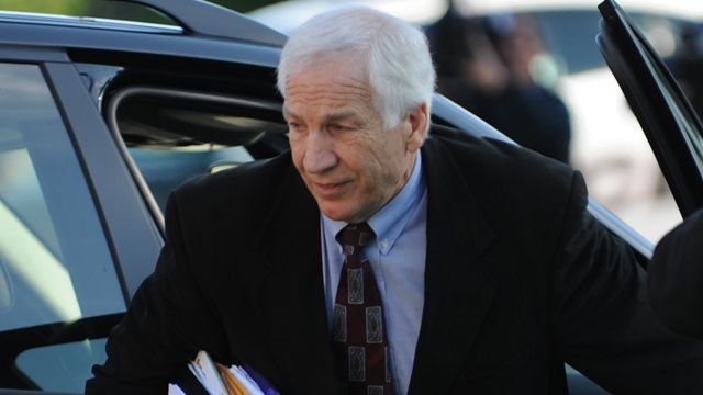 Court hears sexual abuse claims about unknown alleged Sandusky ...