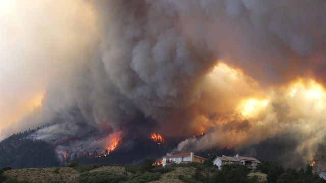 Raging Wildfires in Colorado prompts FBI investigation | Fox News