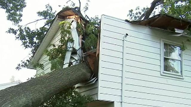 Three states declare emergency after storms leave 10 dead and ...