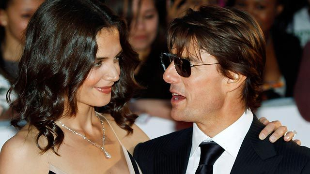 Tom Cruise and his soon-to-be ex-wife Katie Holmes reached a settlement Monday, releasing a joint statement requesting privacy as they work through the terms of both their divorce and custody agreeme