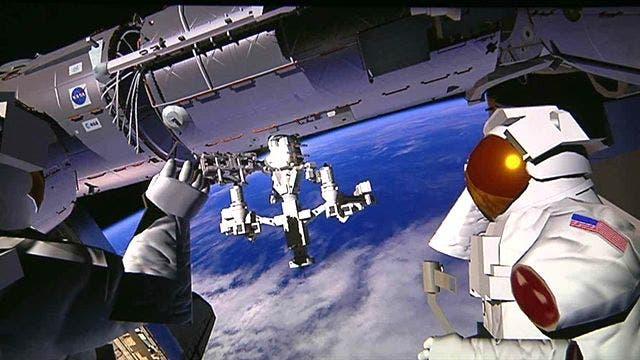 where do astronauts train - photo #39