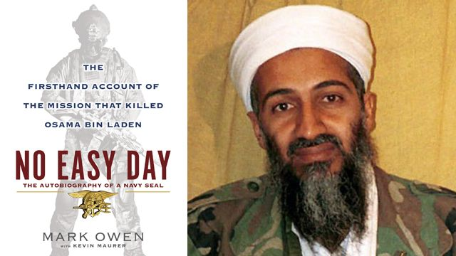 Navy SEAL Bin Laden Book Out-Selling '50 Shades' On Amazon
