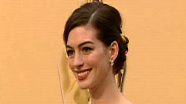 EXCLUSIVE: Anne Hathaway