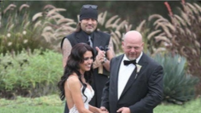 Rick Harrison Pawn Stars Wedding