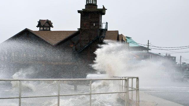 Floods close part of I-10 as Debby storms over Florida | Fox News