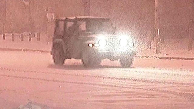 Winter Storm Midwest