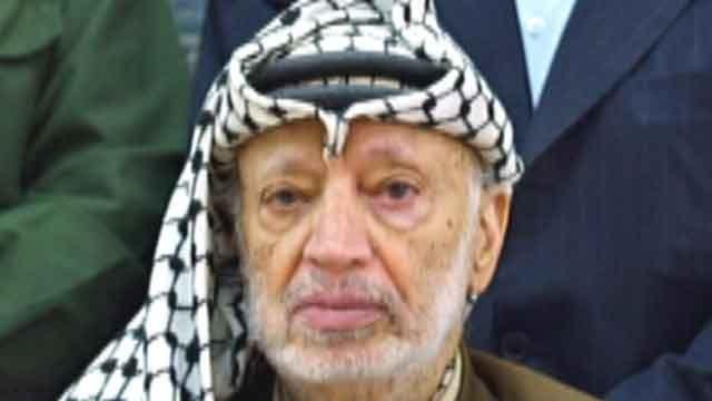 palestinian leader yasser arafat Some of the plots to kill the palestinian liberation organization leader to assassinate yasser arafat, considered yasser arafat.