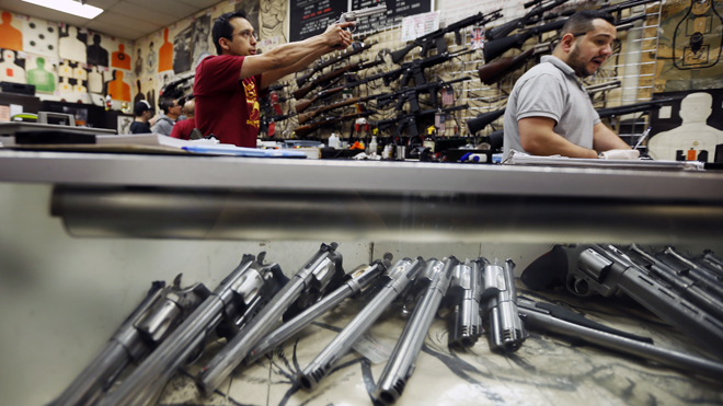 Texas, Mississippi seek to lure gun and ammunition makers