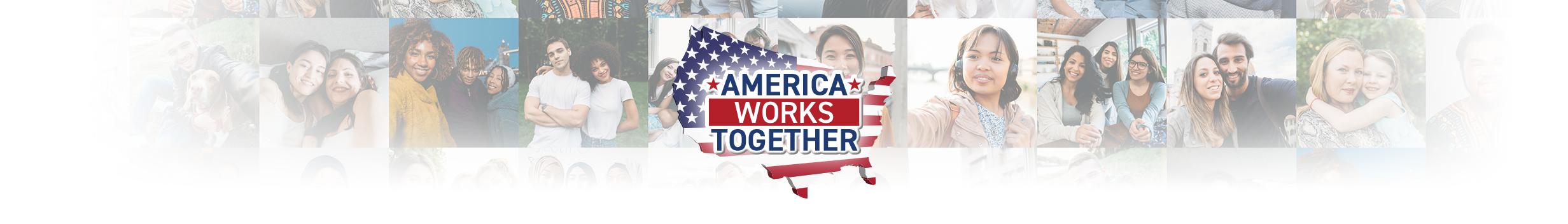 America Together Logo