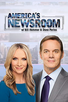 America's Newsroom with Bill Hemmer & Dana Perino