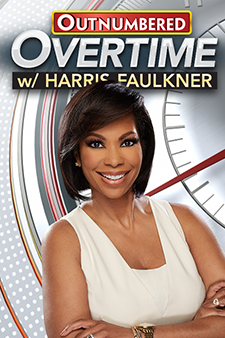 Outnumbered Overtime with Harris Faulkner