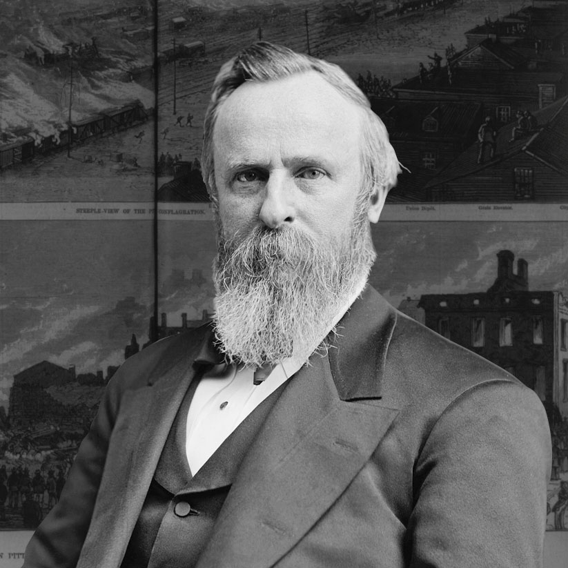 write an inaugural address in place of rutherford b. hayes essay Free essay: rutherford b hayes (19th president) rutherford bichard hayes was which is 7:30-14:00 or 14:00-20:30, managers name, place of work, how many hours of annual holiday i elizabeth van steenwyk has written many good books for young people including: saddlebag salesmen, the.